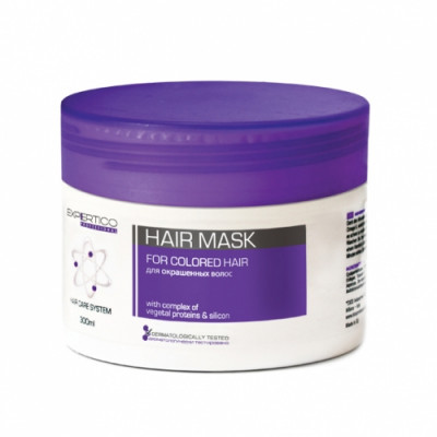 Professional masc for colored and damaged hair EXPERTICO 300 мл (32021)