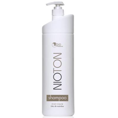 Professional shampoo NIOTON POST COLOR (20633), 1000 ml