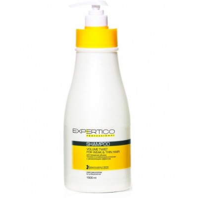 Professional shampoo EXPERTICO Volume Twist (30005), 1500 ml