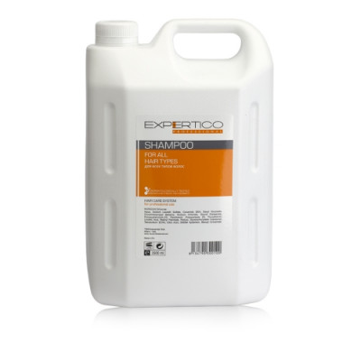 Professional shampoo for all hair types EXPERTICO, 3500 ml (30010)