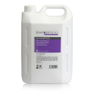 Professional shampoo for colored and damaged hair EXPERTICO 3500 ml (30011)