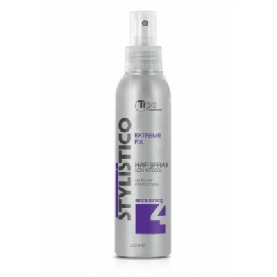 Professional liquid hair spray for extra strong fixation STYLISTICO EXTREME FIX