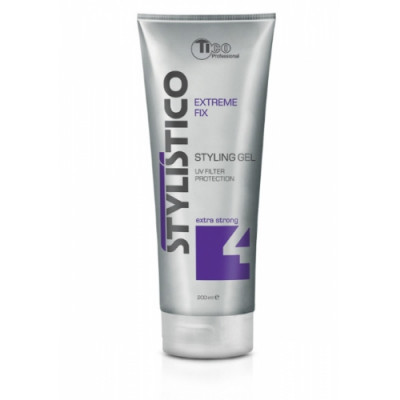 Professional hair mousse for extra strong fixation STYLISTICO EXTREME FIX