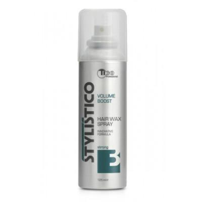 Professional styling wax-spray STYLISTICO VOLUME BOOST (42003)