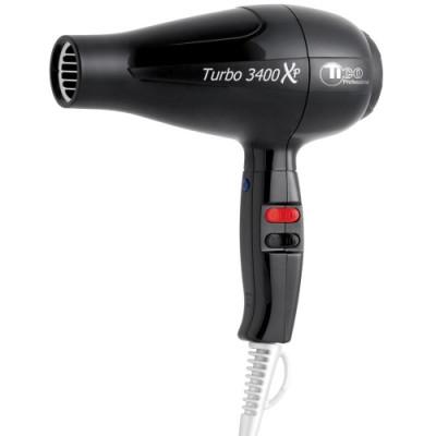 Hair dryer TICO Professional TURBO 3400 XP BLACK (100001BK)